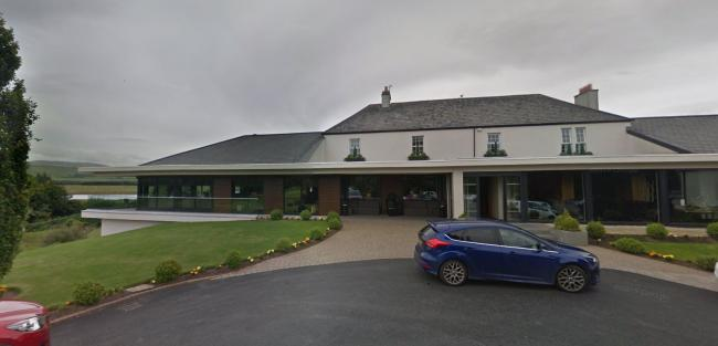 Thug brutally beats girlfriend at Lochside Hotel after planning to propose that same night