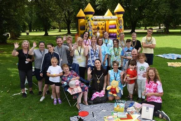 East Ayrshire's second annual Kinship Picnic.