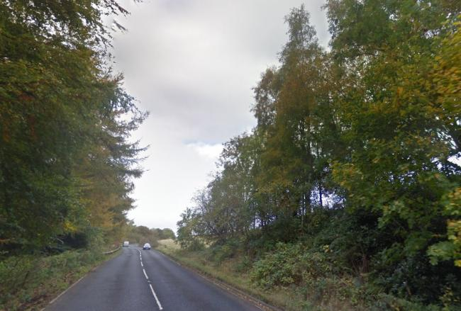 Cumnock motorcyclist believed to have died in horror road smash