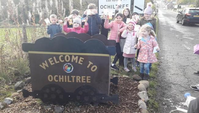 Ochiltree kids