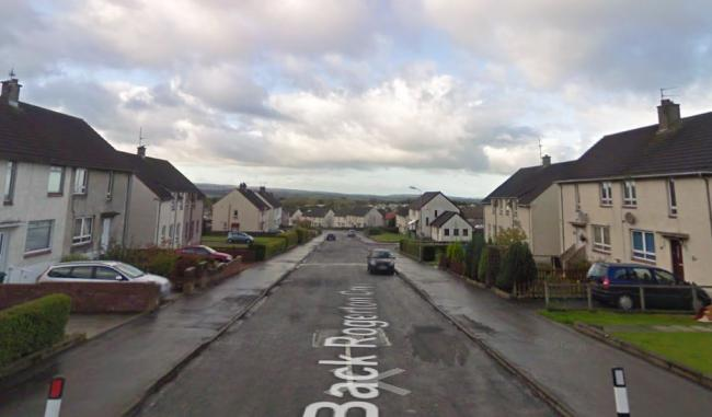 Man and woman reported after drugs raid in Auchinleck home