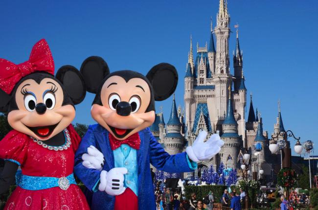 Disney World: Here's how to visit there from the comfort of your own home. Picture: Newsquest