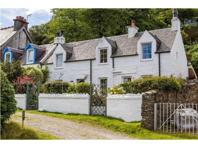 Traditional Cottage on sale on the Isle of Arran