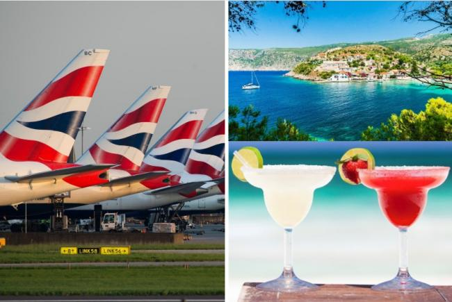 British Airways have restarted flights to 17 destinations across Europe and beyond