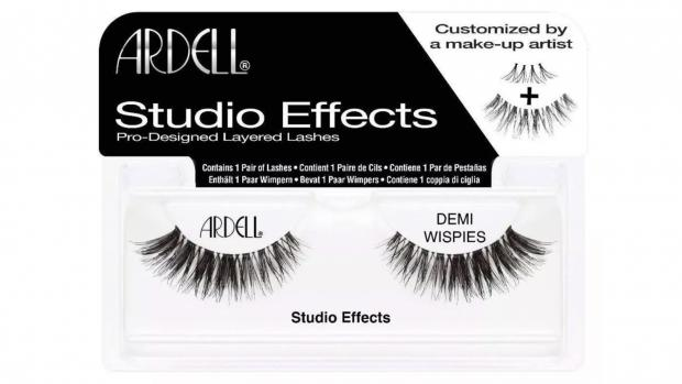 Cumnock Chronicle: When you want to feel extra glam, try a pair of the Ardell Eyelash Demi Wispies Studio Effects. Credit: Ardell