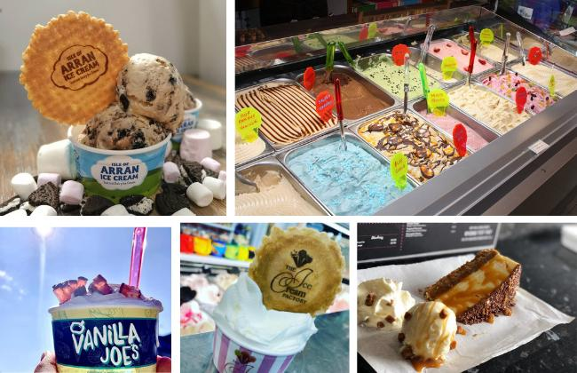 Simply delicious: Ayrshire's best ice-cream shops