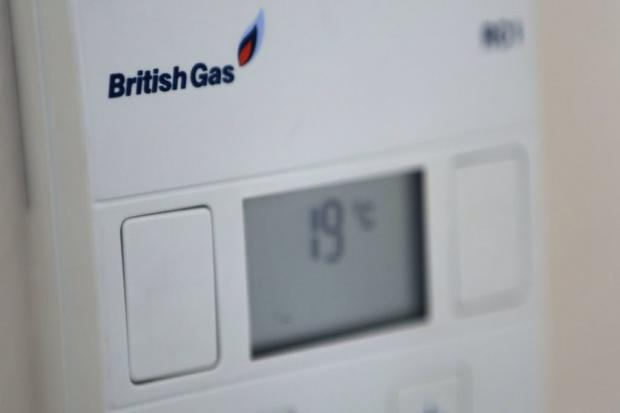 British Gas share urgent advice on how to save money on your energy bill this winter. Picture: PA Wire
