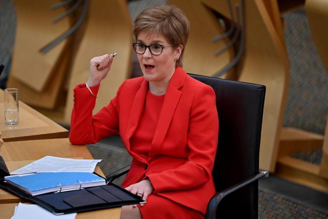 Nicola Sturgeon has been SNP leader and First Minister since November 2014 (Photo - Jeff J Mitchell/PA Wire)