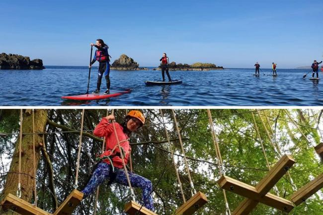 Five fun outdoor experiences to enjoy across Ayrshire as restrictions ease