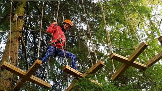Cumnock Chronicle: Tree Top Trials – Kilmarnock
