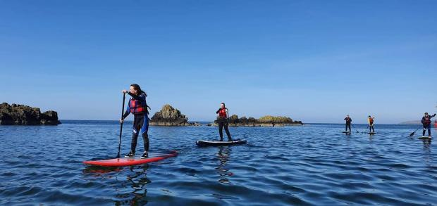 Cumnock Chronicle: Adventure Carrick – Girvan