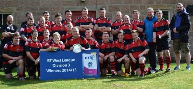 Cumnock rugby edge out McLaren