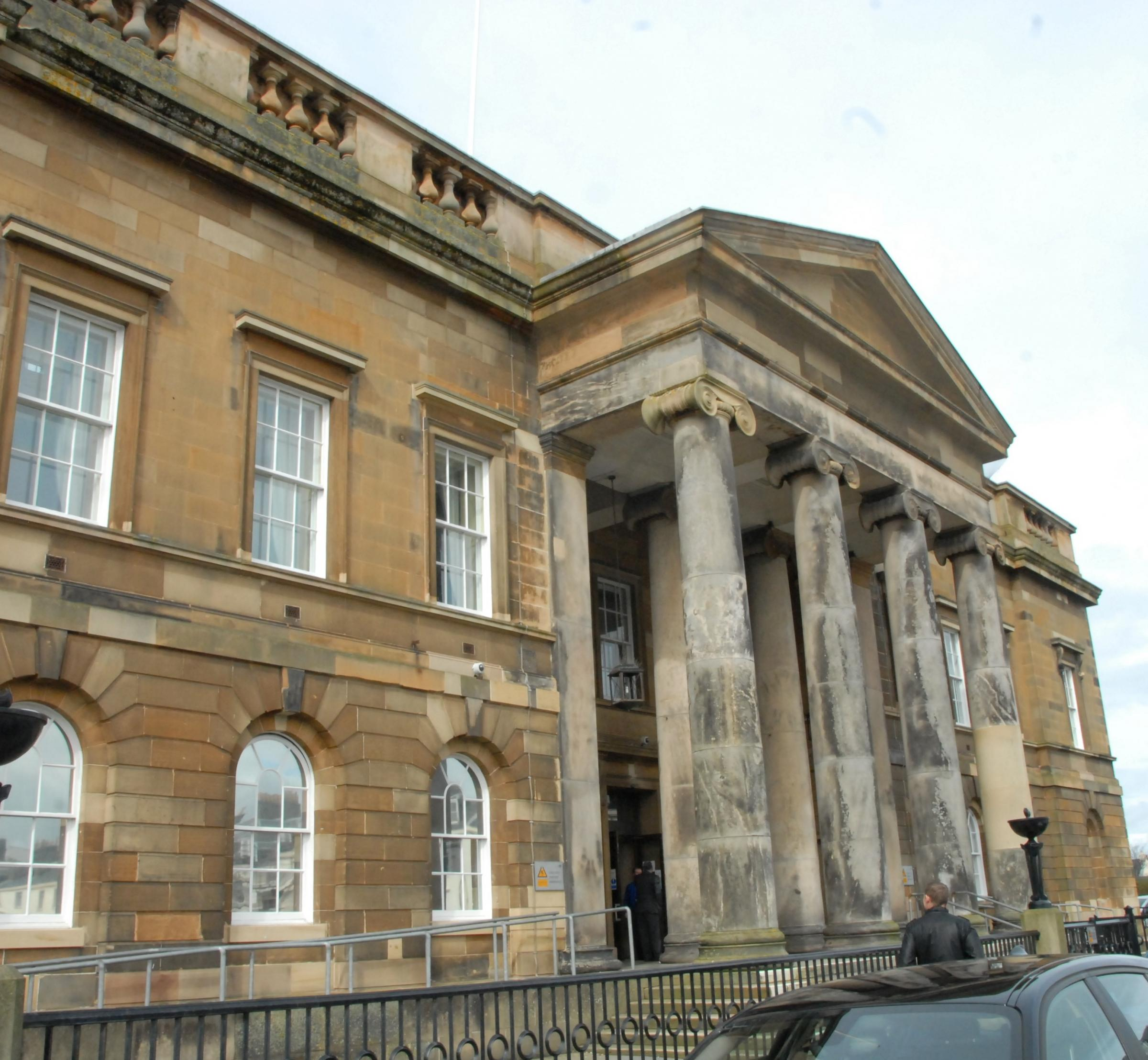 Ayr Sheriff Court