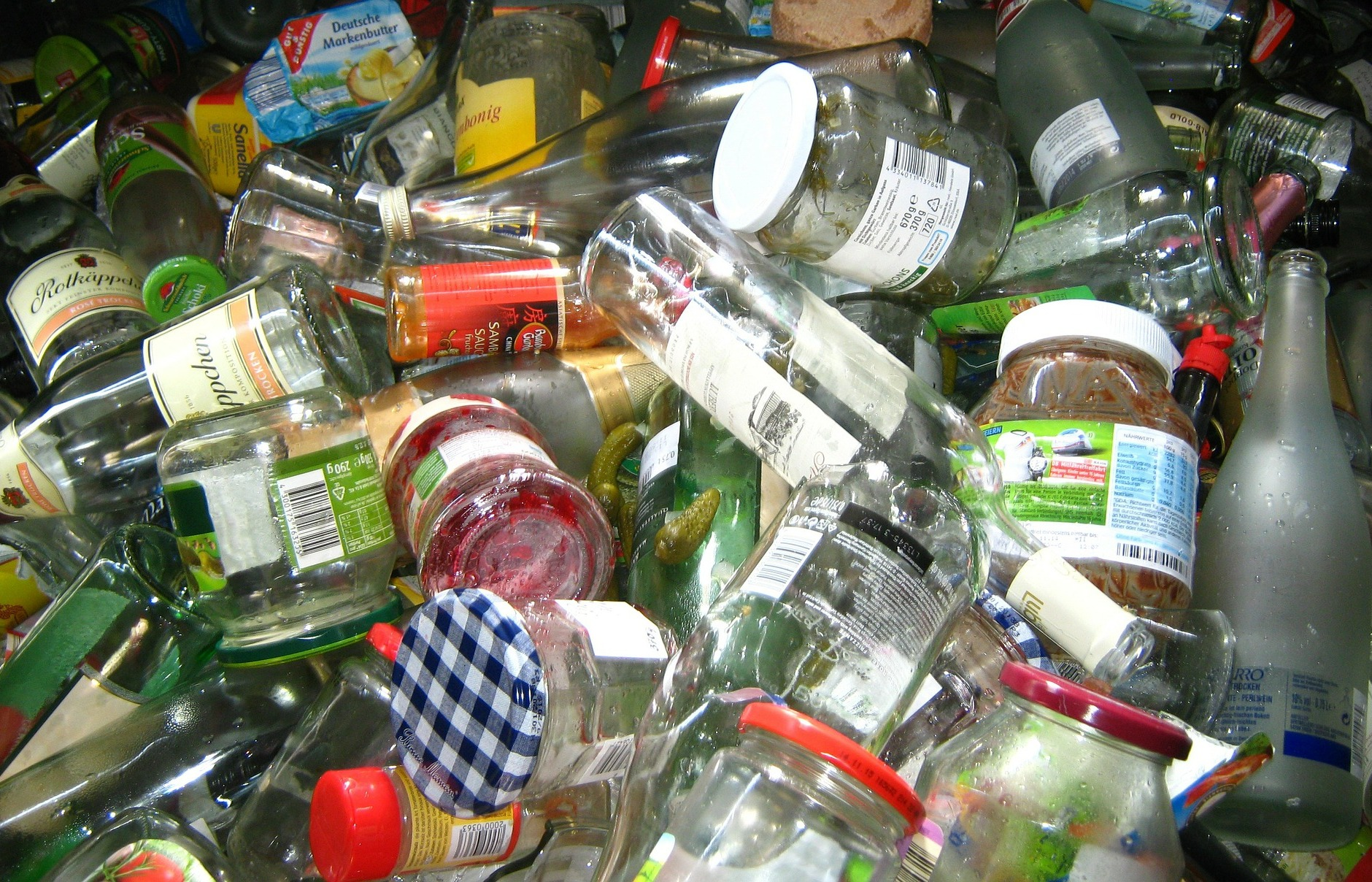 Greenlight provides glass recycling services in Argyll and Bute