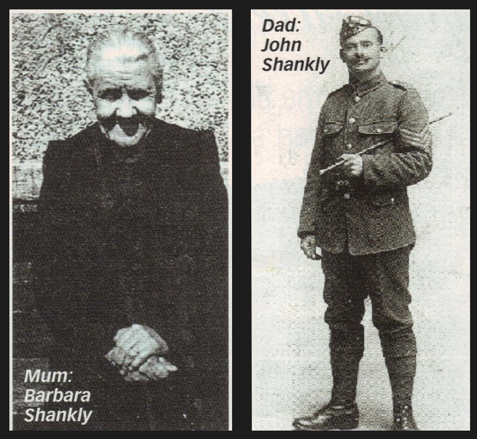 Shankly parents