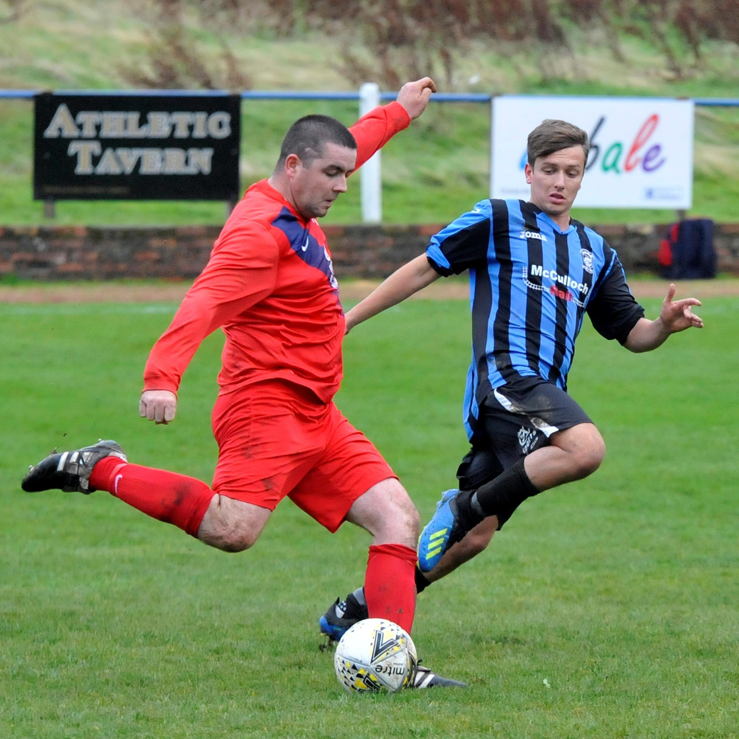 CUP TIE: Girvan beat Muirkirk 6-5 on penalties