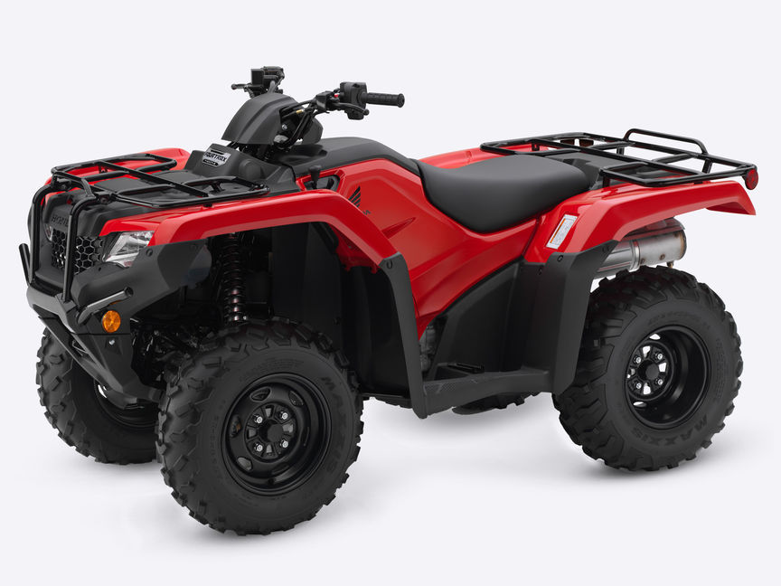 VEHICLE THEFTS: Quad bikes similar to these were taken