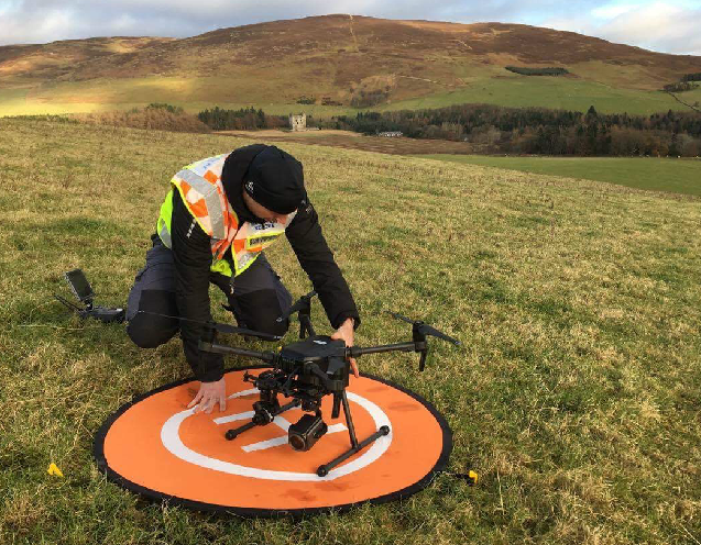 Ayrshire residents warned 'no-fly zone' for drones around UK airports is being extended immediately