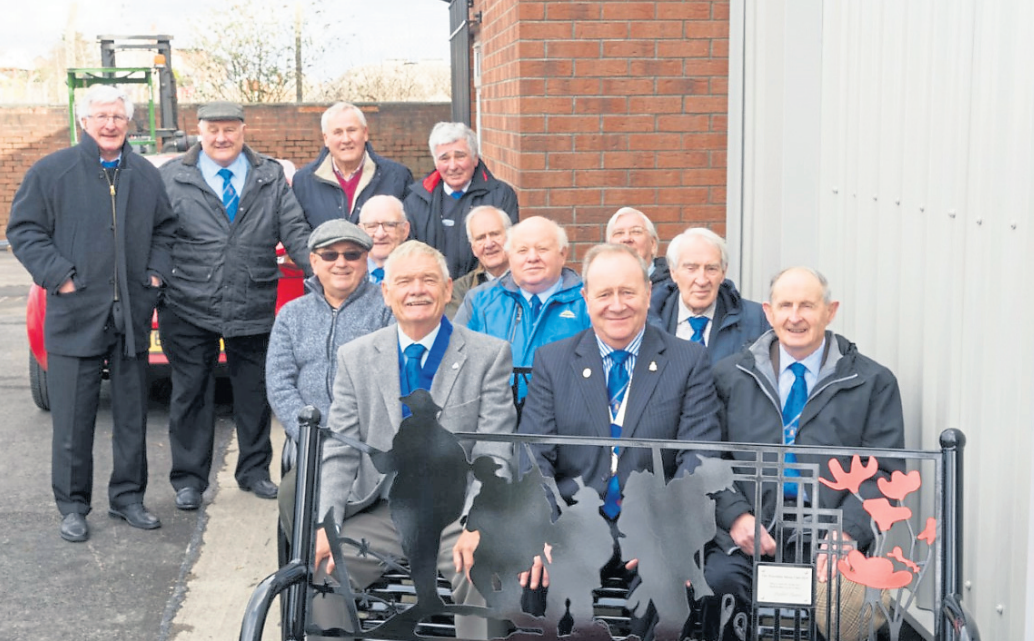 Mauchline Burns Clubs celebrate multi-million pound funding boost to repair local historic properties