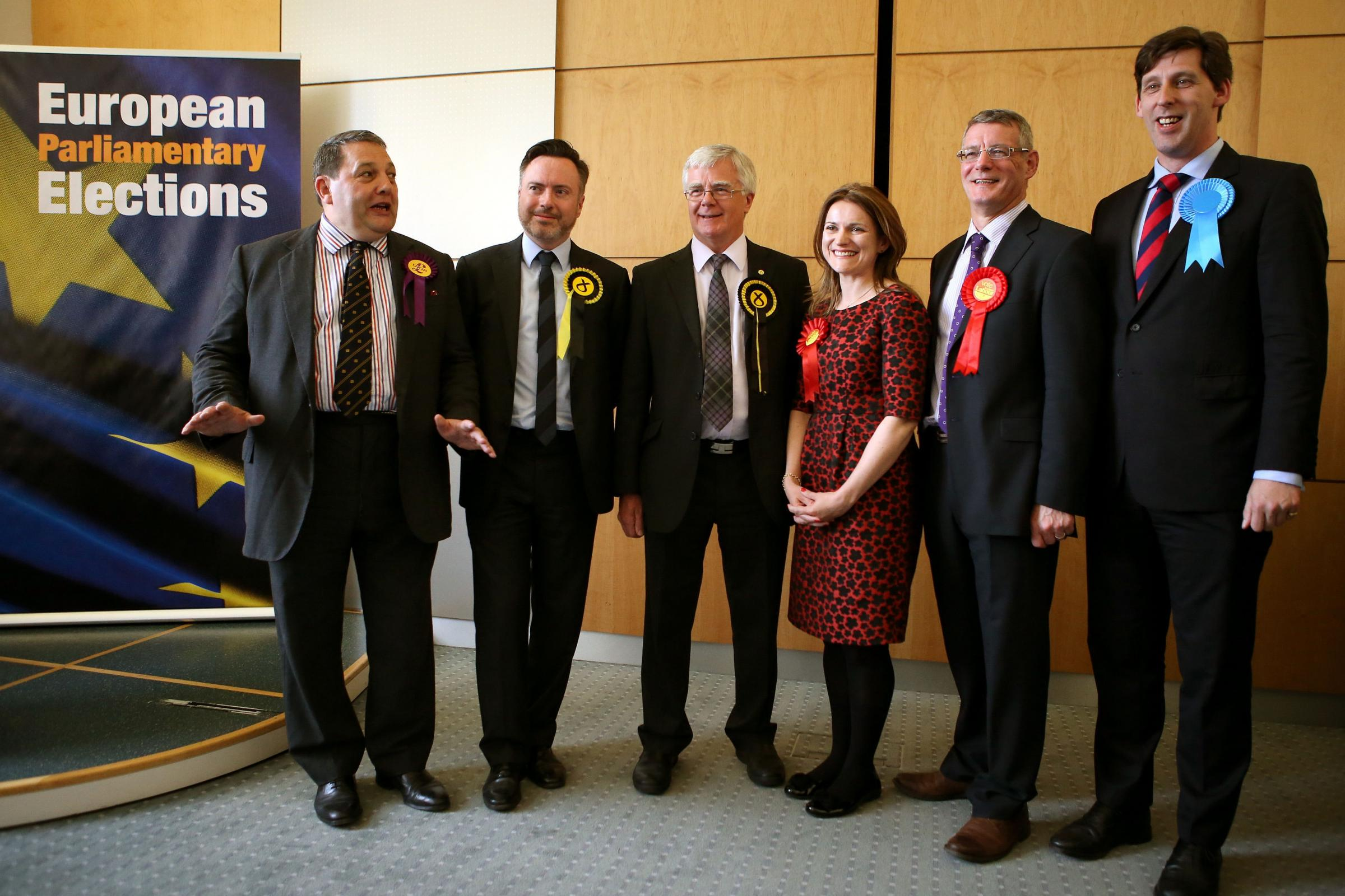 Scottish MEPs