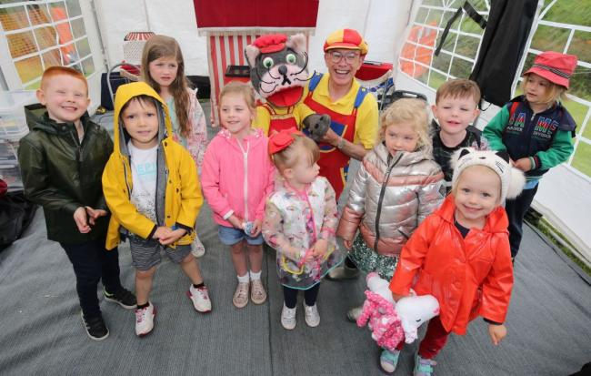 Mauchline celebrates successful Holy Fair with live music and dance