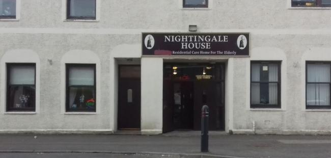 Carer gets struck off for abusing patient at Nightingale House in Cumnock